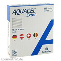 AQUACEL Extra 10x10cm, 10 ST, Convatec (Germany) GmbH