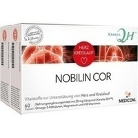 Nobilin Cor, 2X60 ST, Medicom Pharma GmbH