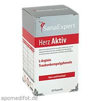 SanaExpert Herz Aktiv, 60 ST, Sanaexpert GmbH