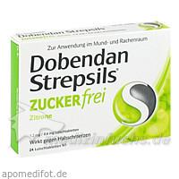 DOBENDAN Strepsils z.fr..Zitr.1,2/0,6mg Lutschtab., 24 ST, Reckitt Benckiser Deutschland GmbH