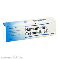 Hamamelis-Creme-Heel S, 50 G, Biologische Heilmittel Heel GmbH