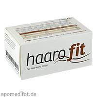 HAAROFIT Kraft für Haare und Nägel Kapseln, 120 ST, Quintessenz health products GmbH