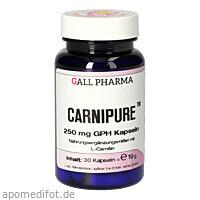 Carnipure 250 mg GPH Kapseln, 30 ST, Hecht-Pharma GmbH