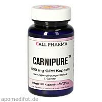 Carnipure 500 mg GPH Kapseln, 30 ST, Hecht-Pharma GmbH