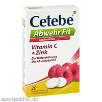 CETEBE Abwehr fit, 20 ST, STADA Consumer Health Deutschland GmbH