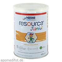 Resource Junior, 400 G, Nestle Health Science (Deutschland) GmbH