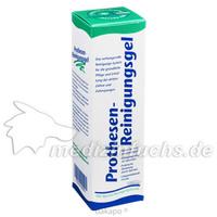 K+K Prothesenreinigungsgel150ml + Reinigungsbürste, 150 ML, K & K Dental Produkte