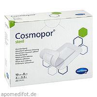 COSMOPOR steril 10 x 8 cm, 25 ST, 1001 Artikel Medical GmbH