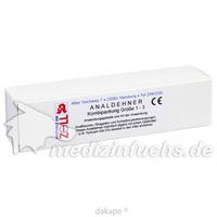 Analdehner 1-2-3 Kombipack, 1 P, Apotheke am Zoll Andres Bittner