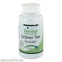 Grüner Tee Extrakt 315mg, 100 ST, Fairvital B. V.
