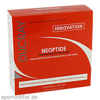 DUCRAY NEOPTIDE Anlagebedingter Haarausfall, 3X30 ML, PIERRE FABRE DERMO KOSMETIK GmbH GB - DUCRAY A-DERMA PFD