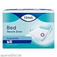 TENA Bed Plus Wings 180x80cm, 20 ST, Essity Germany GmbH