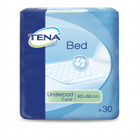 TENA Bed Super 60x60cm, 30 ST, Essity Germany GmbH