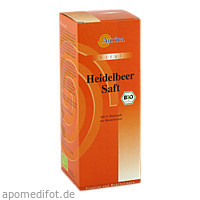 Heidelbeer 100% Direktsaft Bio, 500 ML, Aurica Naturheilm.U.Naturwaren GmbH