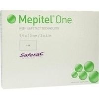 Mepitel One Silik.Netzverband 7.5x 10 cm, 10 ST, Bios Medical Services GmbH