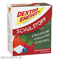 DEXTRO ENERGY SCHULSTOFF WALDFRUCHT, 50 G, Kyberg Pharma Vertriebs GmbH