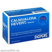 Calmvalera Hevert Tabletten, 100 ST, Hevert Arzneimittel GmbH & Co. KG