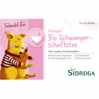 Sidroga Bio Schwangerschaftstee, 20X1.5 G, Sidroga Gesellschaft Für Gesundheitsprodukte mbH