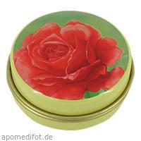 Pillendose Rund Blumen Motiv, 1 ST, Axisis GmbH