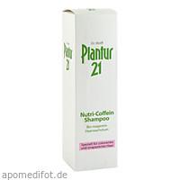 Plantur 21 Nutri-Coffein Shampoo, 250 ML, Dr. Kurt Wolff GmbH & Co. KG