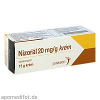 Nizoral Creme, 15 G, Emra-Med Arzneimittel GmbH