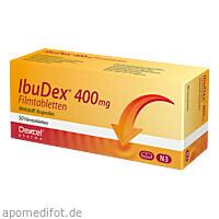 IbuDex 400mg, 50 ST, Dexcel Pharma GmbH