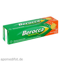 Berocca Performance, 15 ST, Bayer Vital GmbH