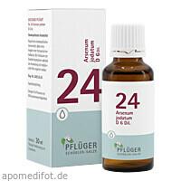 Biochemie Pflüger NR. 24 Arsenum jod. D 6, 30 ML, Homöopathisches Laboratorium Alexander Pflüger GmbH & Co. KG