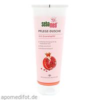 sebamed PFLEGE-DUSCHE mit Granatapfel, 250 ML, Sebapharma GmbH & Co. KG