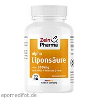 Alpha-Liponsäure 300mg, 90 ST, Zein Pharma - Germany GmbH