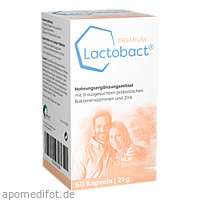 Lactobact Premium, 60 ST, HLH BioPharma GmbH
