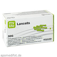 MY LIFE Lancets, 200 ST, 1001 Artikel Medical GmbH