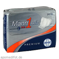 PARAM MANN AKTIV PREMIUM VOL1, 14 ST, Param GmbH