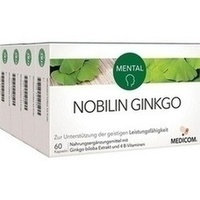 Nobilin Ginkgo, 4X60 ST, Medicom Pharma GmbH