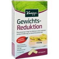Kneipp Gewichts-Reduktion, 40 ST, Kneipp GmbH