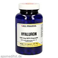 Hyaluron 100 mg GPH Kapseln, 180 ST, Hecht-Pharma GmbH