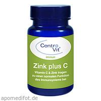 Centrovit Immun Zink plus C, 180 ST, Austrinus GmbH