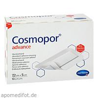 COSMOPOR Advance 7.2x5cm, 10 ST, 1001 Artikel Medical GmbH