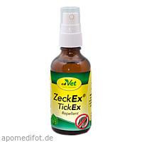 ZeckEx Spray NEU vet, 50 ML, cdVet Naturprodukte GmbH