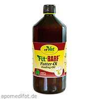 Fit-BARF Futteröl vet, 1000 ML, cdVet Naturprodukte GmbH