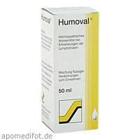 Humoval, 50 ML, Steierl-Pharma GmbH