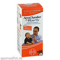 AeroChamber mit Maske für Säuglinge, 1 ST, HEXAL AG