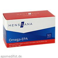 Omega-EPA MensSana, 90 ST, MensSana AG