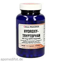 Hydroxytryptophan 50mg GPH Kapseln, 120 ST, Hecht-Pharma GmbH