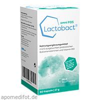 Lactobact omni FOS, 60 ST, HLH BioPharma GmbH