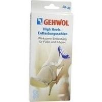 GEHWOL High Heels Entlastungssohlen S, 2 ST, Eduard Gerlach GmbH