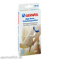 GEHWOL High Heels Entlastungssohlen L, 2 ST, Eduard Gerlach GmbH