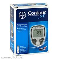 CONTOUR XT Set mg/dl, 1 ST, Ascensia Diabetes Care Deutschland GmbH