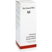Dr. Hauschka Zitronen Lemongrass Körpermilch, 145 ML, Wala Heilmittel GmbH Dr. Hauschka Kosmetik