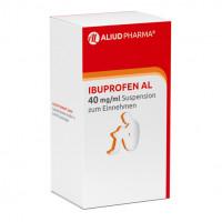 Ibuprofen AL 40mg/ml Suspension zum Einnehmen, 100 ML, Aliud Pharma GmbH